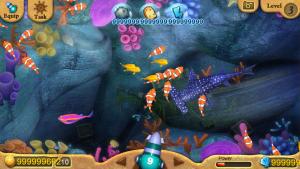 Hướng dẫn chơi bắn cá ăn tiền Fishing World