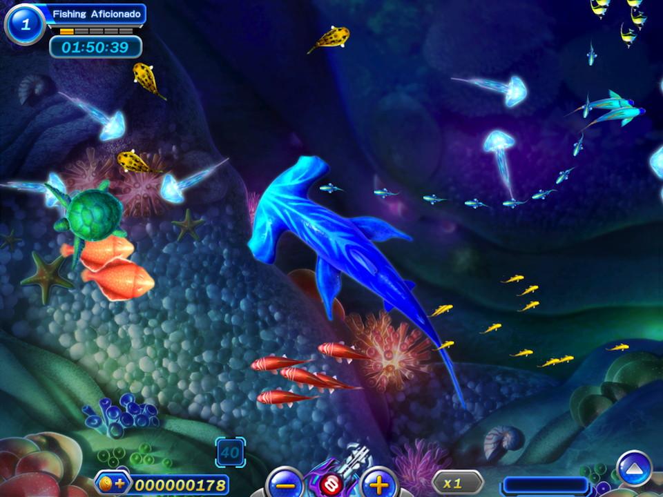 Mẹo bắn được nhiều cá trong game Bắn cá ăn xu