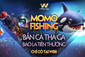 MOMO FISHING BẮN CÁ THẢ GA – BAO LA TIỀN THƯỞNG