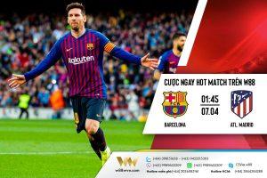 MINI GAME NHẬN NGAY 2 TRIỆU: Barcelona vs Atl. Madrid