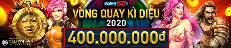 VÒNG QUAY THƯỞNG KÌ DIỆU 2020 CÙNG PNG