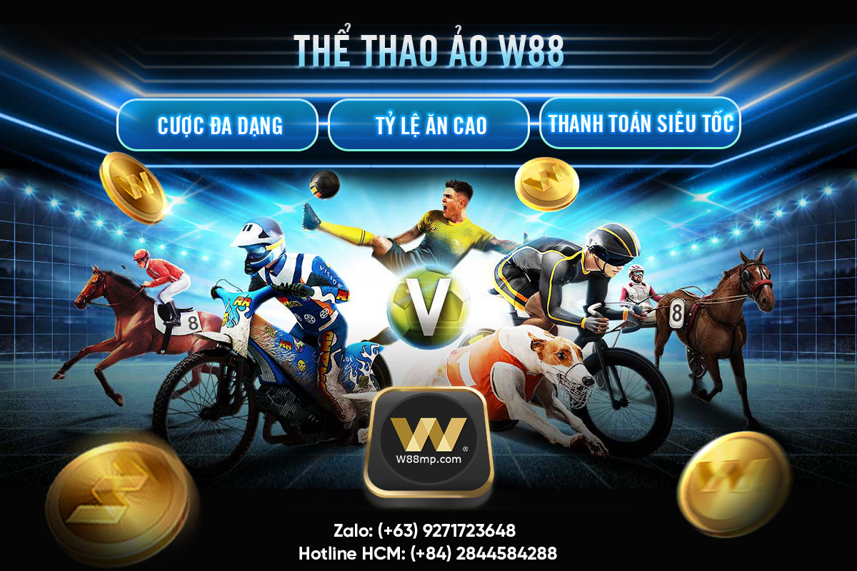 V-THỂ THAO 2 | ĐỔI ĐỜI TRONG 60 GIÂY VỚI W88