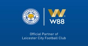 W88 TIẾP TỤC LÀ ĐỐI TÁC CHÍNH THỨC CỦA CLB LEICESTER CITY MÙA GIẢI NGOẠI HẠNG ANH 2020/21