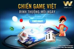 CHIẾN GAME VIỆT – RINH THƯỞNG MỖI NGÀY