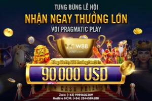 Read more about the article TƯNG BỪNG LỄ HỘI – NHẬN NGAY THƯỞNG LỚN VỚI PRAGMATIC PLAY