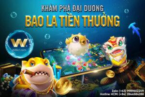 Read more about the article KHÁM PHÁ ĐẠI DƯƠNG – BAO LA TIỀN THƯỞNG