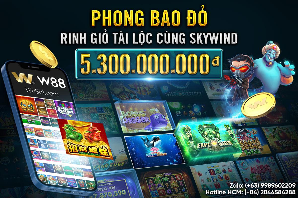 You are currently viewing PHONG BAO ĐỎ – RINH GIỎ TÀI LỘC CÙNG SKYWIND